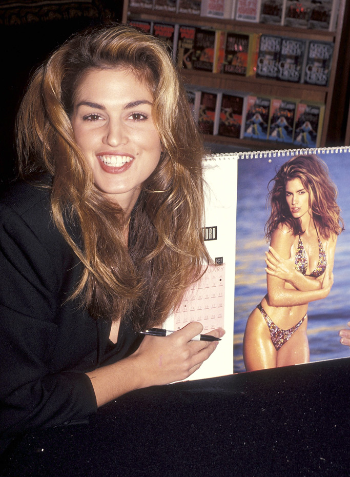 Cindy Crawford :: Getty Images