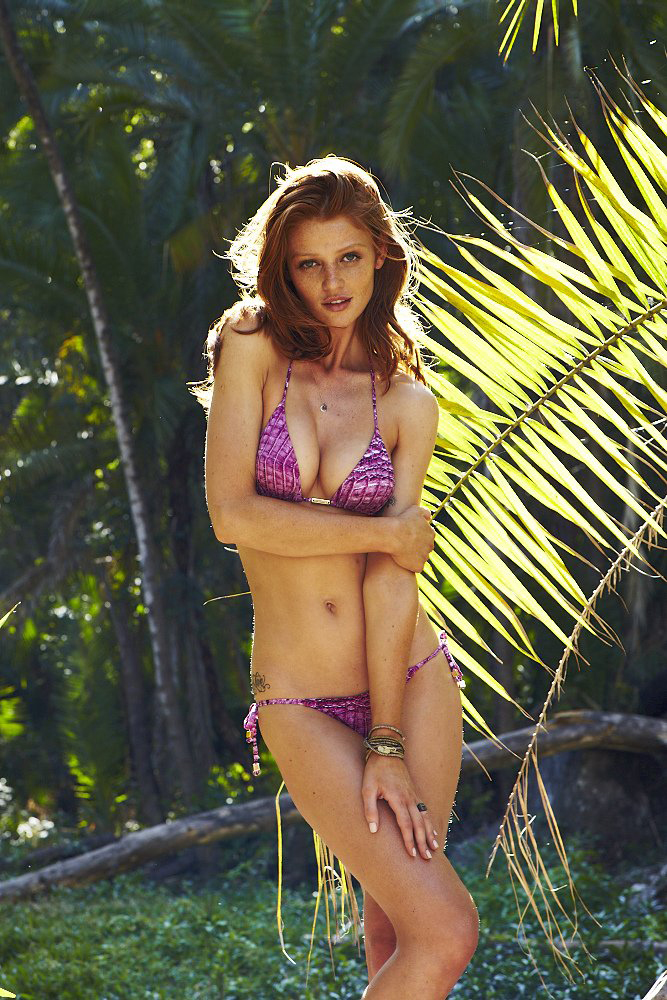 Zambia, SI Swimsuit 2012