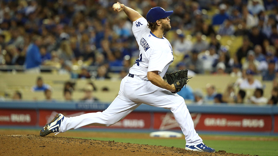 Clayton Kershaw threw 17 innings in his last two starts combined, racking up 23 strikeouts.