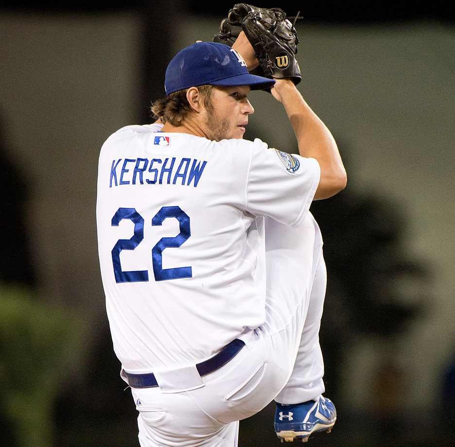 Kershaw and the Los Angeles Dodgers agreed to the richest contract ever for a pitcher in Jan. 2014. He had won two of the last three NL Cy Young awards and led the league in ERA the previous three seasons.