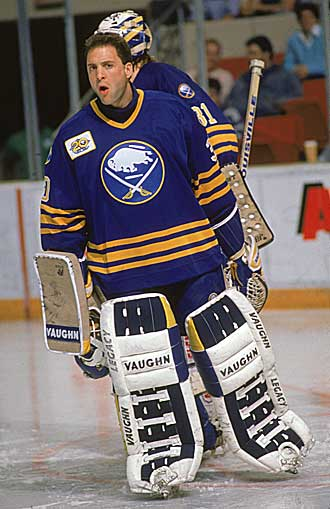 Clint Malarchuk Skate Blade Accident Depression Battle Now