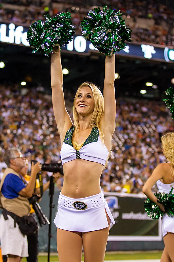New York Jets Flight Crew cheerleader Colleen is a 5th grade special education teacher in an integrated co-teaching classroom.