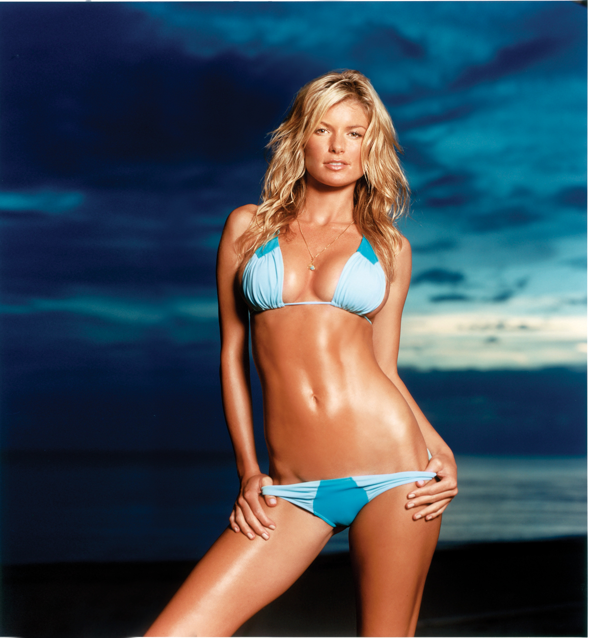 Marisa Miller in the Bahamas, SI Swimsuit 2006