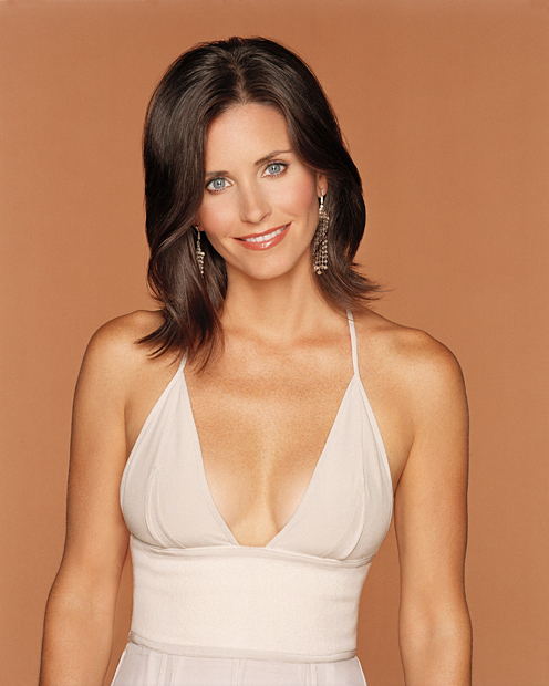 Courteney Cox :: Getty Images
