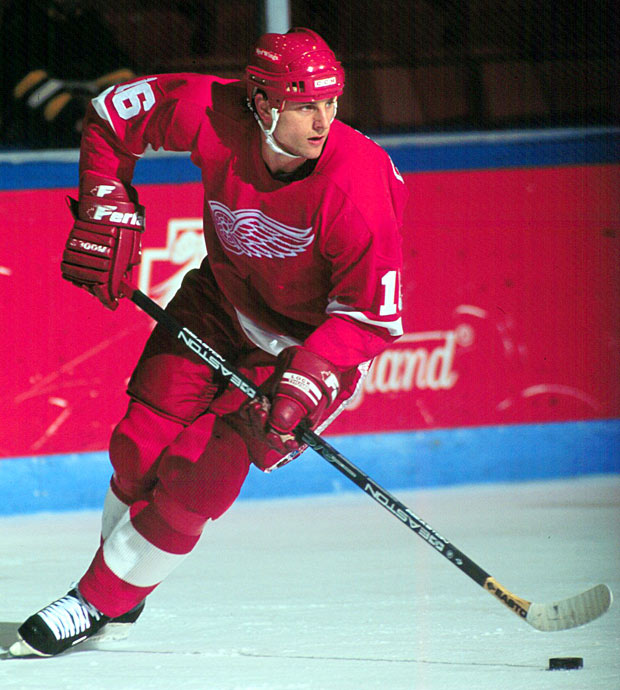 """THN's 1989 Draft Preview was right to call Chyzowski a """"boom or bust"""" prospect. The winger, coming off a 56-goal season with Kamloops, was taken second by the Islanders behind Mats Sundin (Toronto) and became a career minor leaguer. His one big shot came in 1990-91 when he got into 56 games with the Isles and scored five goals. Cut loose in '95, he ended up in Detroit's system. The '90 draft was also awful for the Isles as they used the sixth pick on forward Scott Scissons, who played in all of two NHL games."""