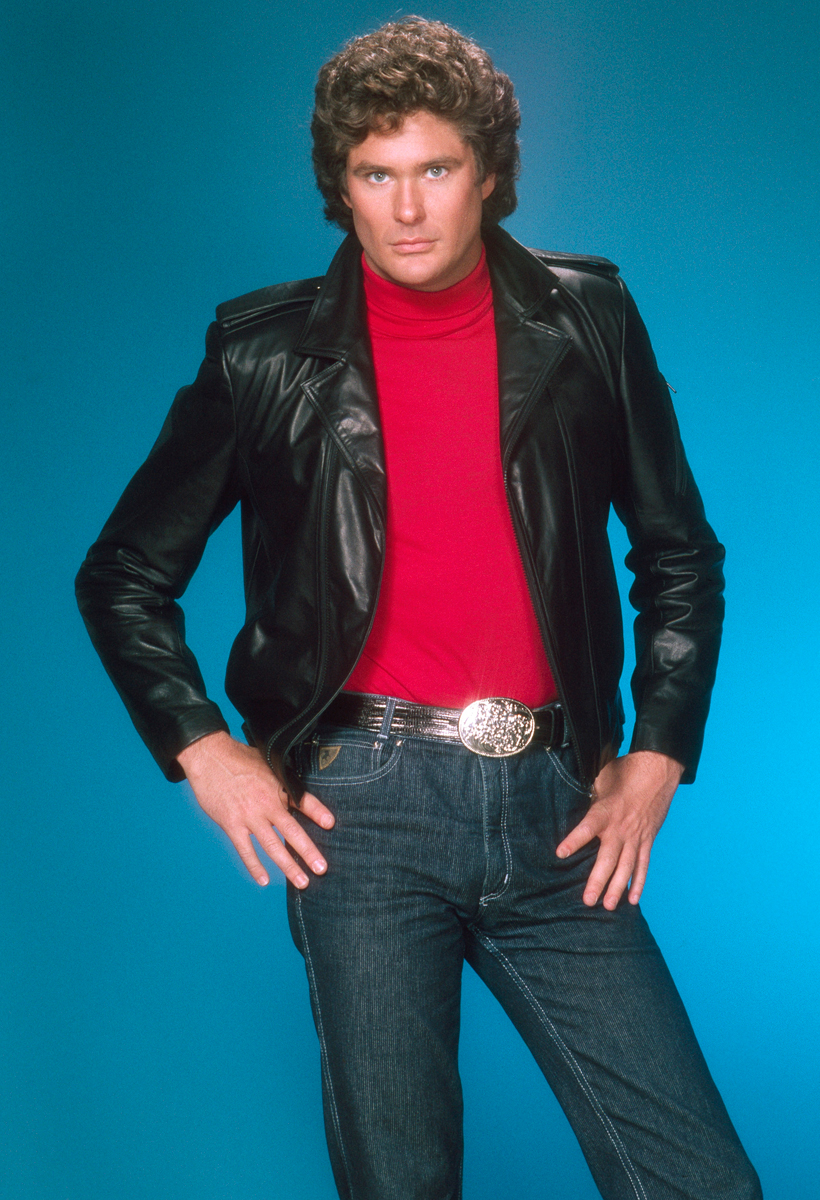 David Hasselhoff :: Getty Images