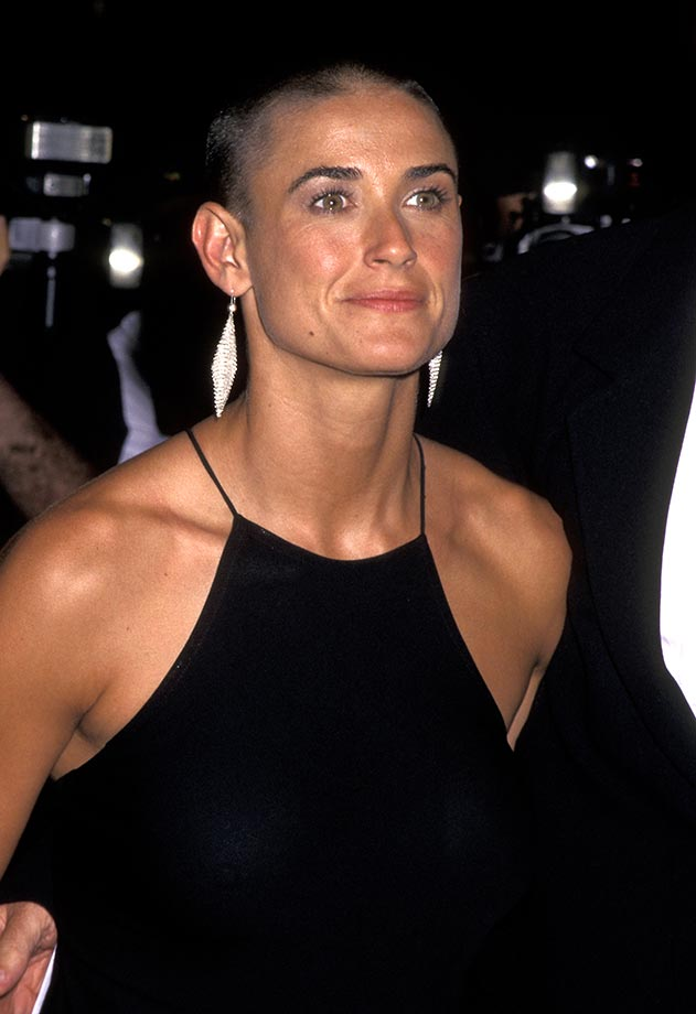 Demi Moore :: Getty Images