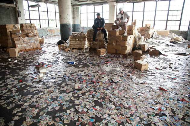 Explorers Find 1 Million In Baseball Cards In Detroit