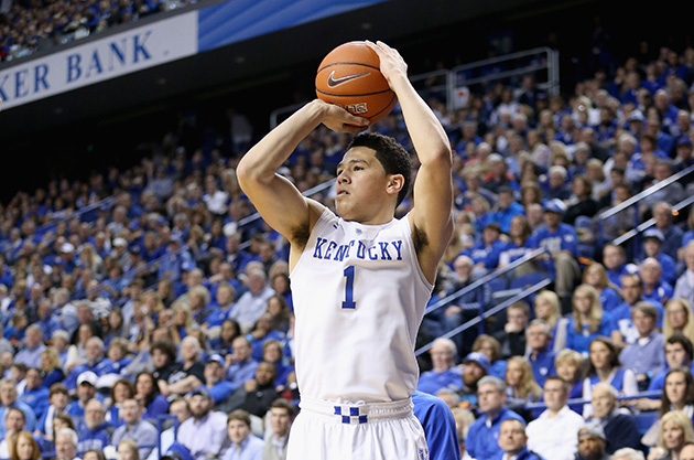 NBA draft: Devin Booker's shooting stroke tailor-made for today's NBA   SI.com
