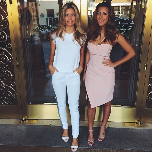Devin Brugman and Natasha Oakley :: Facebook