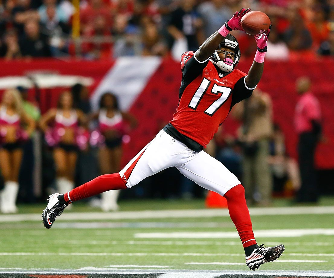 Hester famously returned a missed field goal attempt 108 yards for a touchdown. He also has returned 14 punts for touchdowns, five kickoffs, made 16 scoring receptions and added a 20-yard rushing TD in 2014.