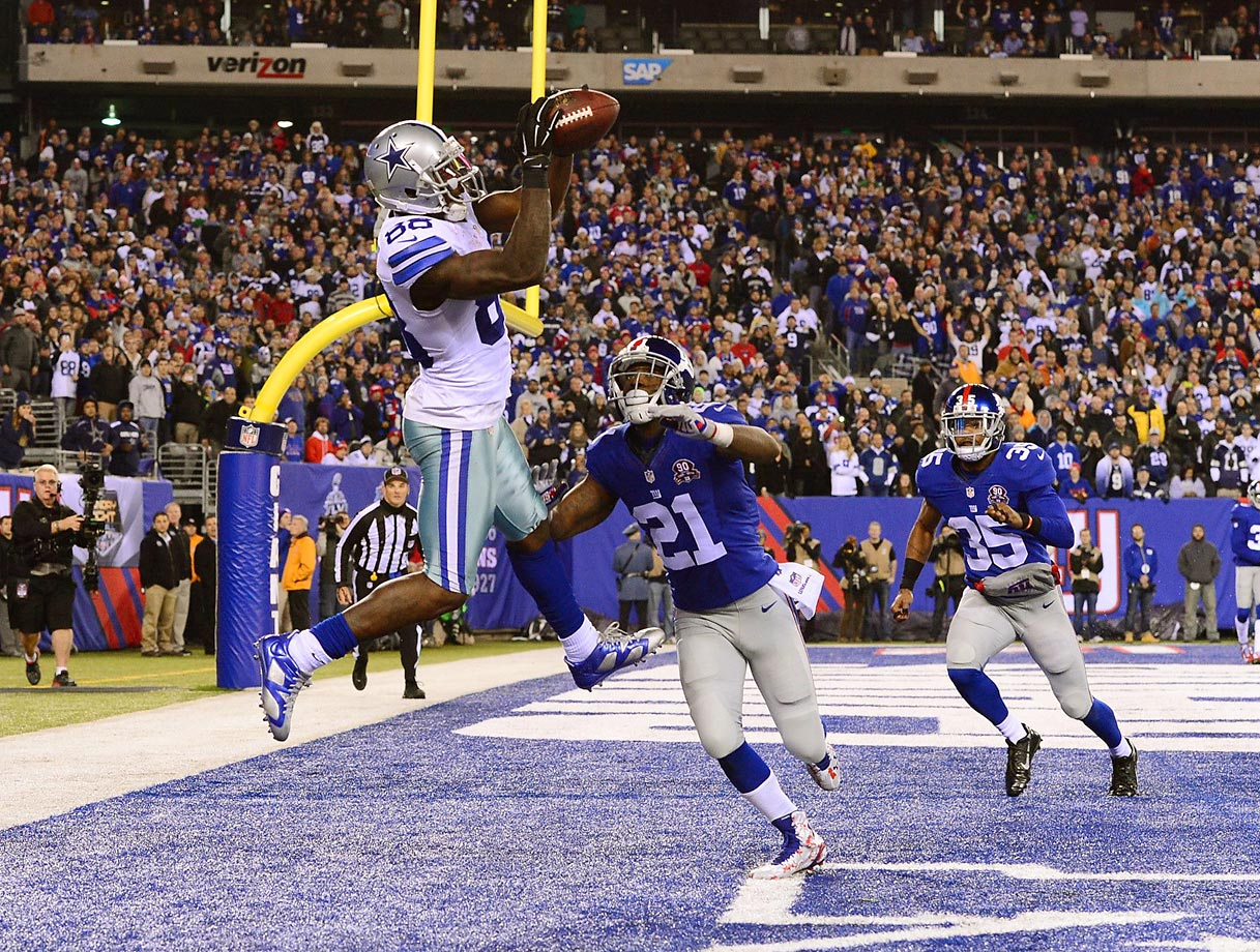 Dez Bryant Contract Wr Signs Five Year 70m Deal With