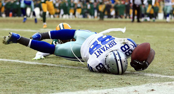 Dez Bryant :: Andrew Weber-USA TODAY Sports