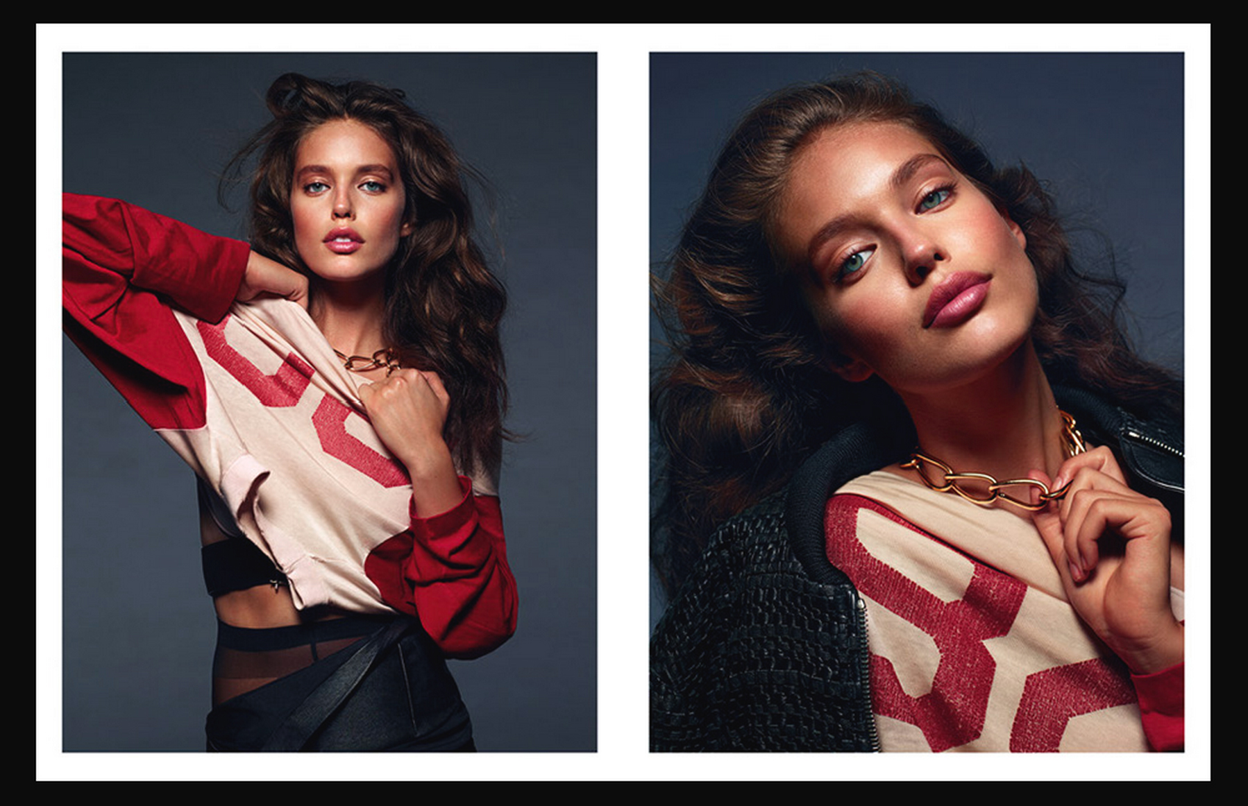 Emily DiDonato for Intermission Magazine