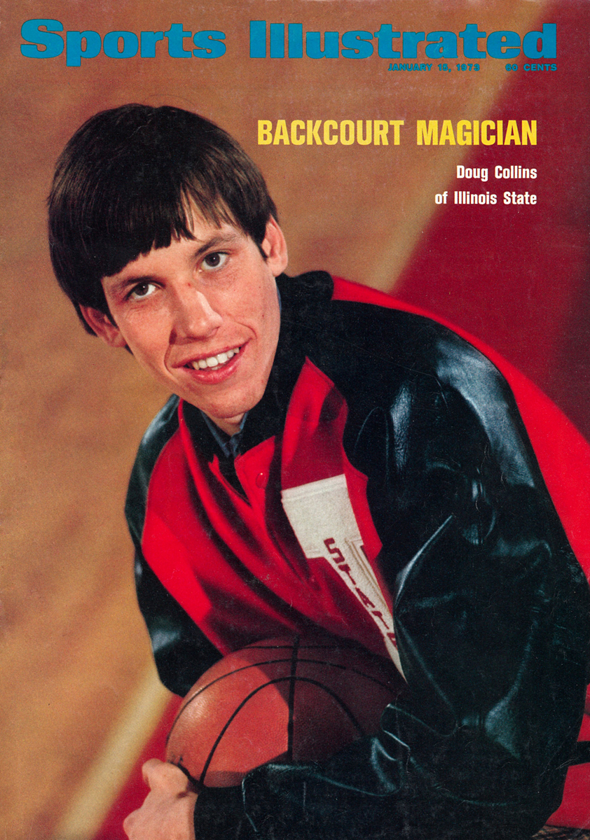 Doug Collins :: James Drake/SI