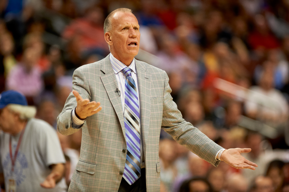 Doug Collins (2012) :: Al Tielemans/SI