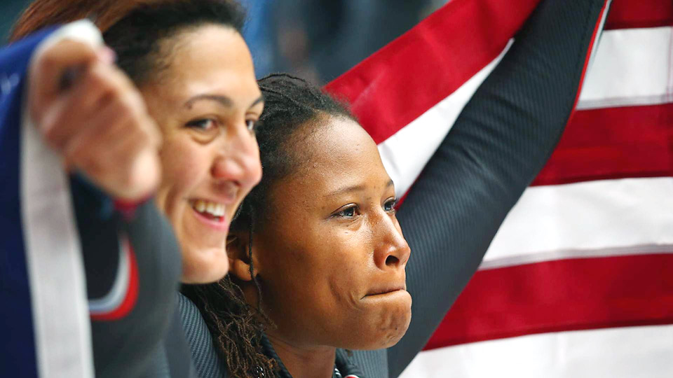 Good, but not quite great, night as U.S. women's bobsled ...
