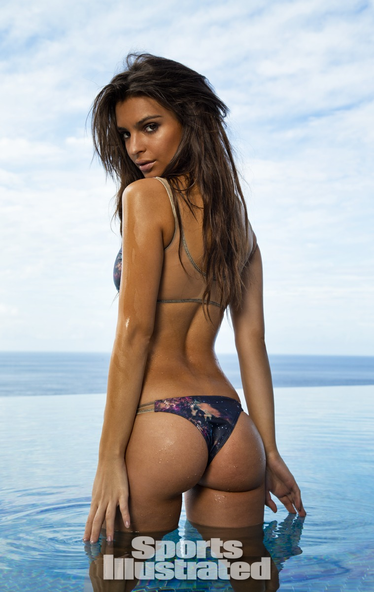 emily ratajkowski: lovely lady of the day | si