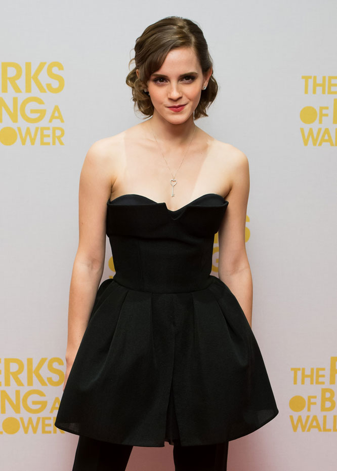 Emma Watson :: Getty Images