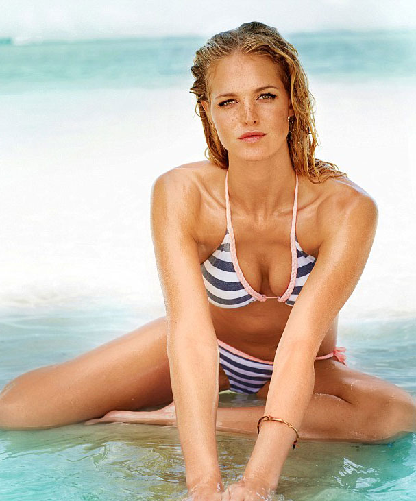 Erin Heatherton for LASCANA Swimwear