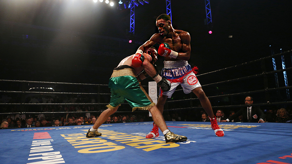 Errol Spence Jr., SI.com's 2015 Prospect of the Year