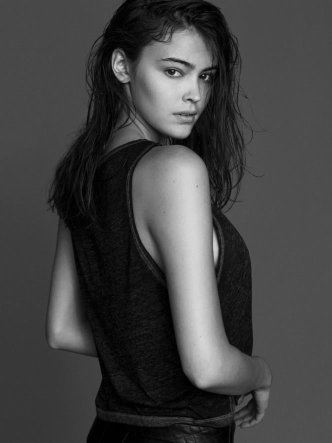 Eva Adams :: Courtesy of IMG Models