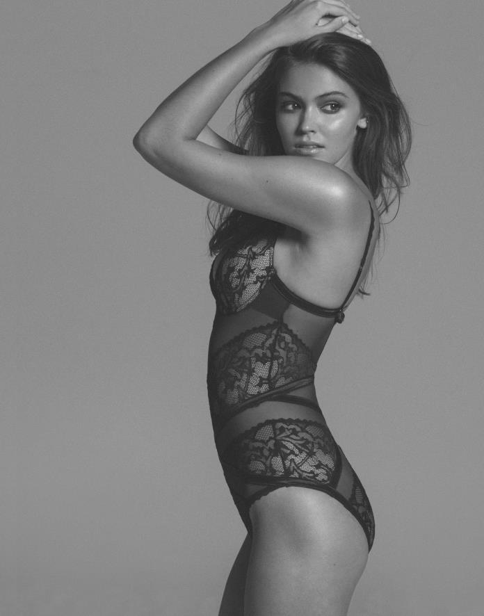 Eva Adams :: Courtesy of IMG Models