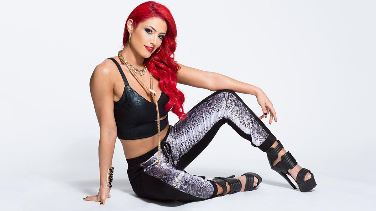 Eva Marie :: Courtesy of WWE