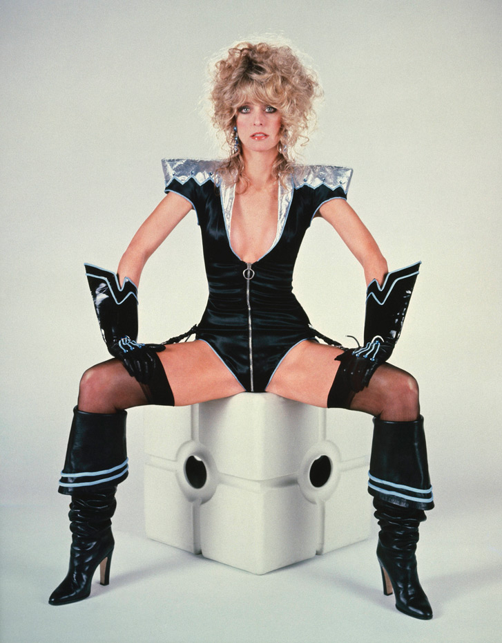 Farrah Fawcett :: Getty Images