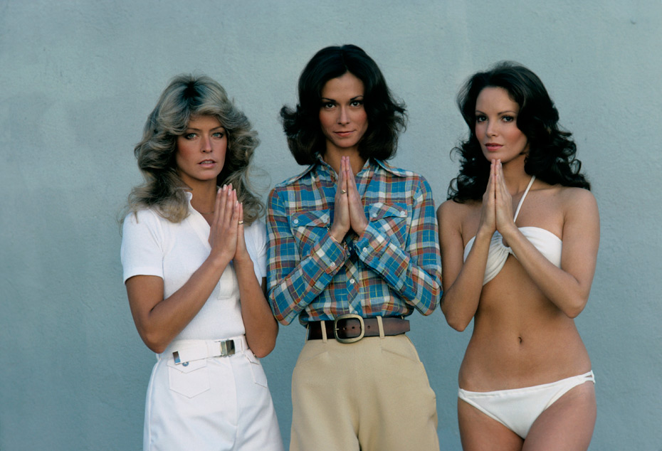 Charlie's Angels Cast :: Getty Images