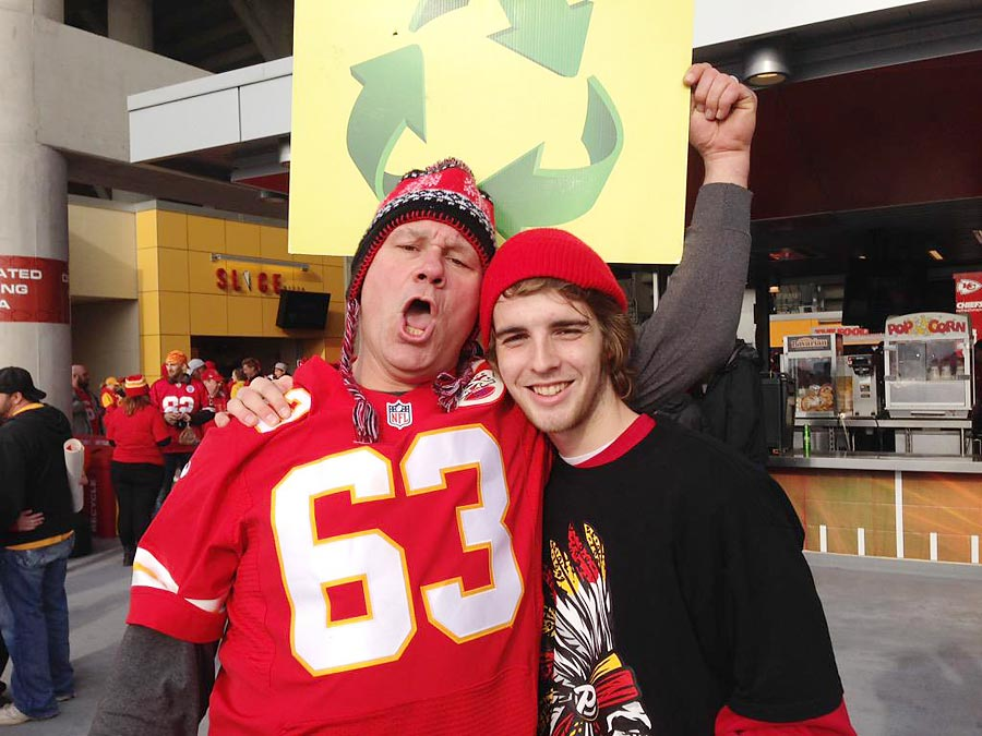 @SInow #KeepGoodGoing #chiefsnation