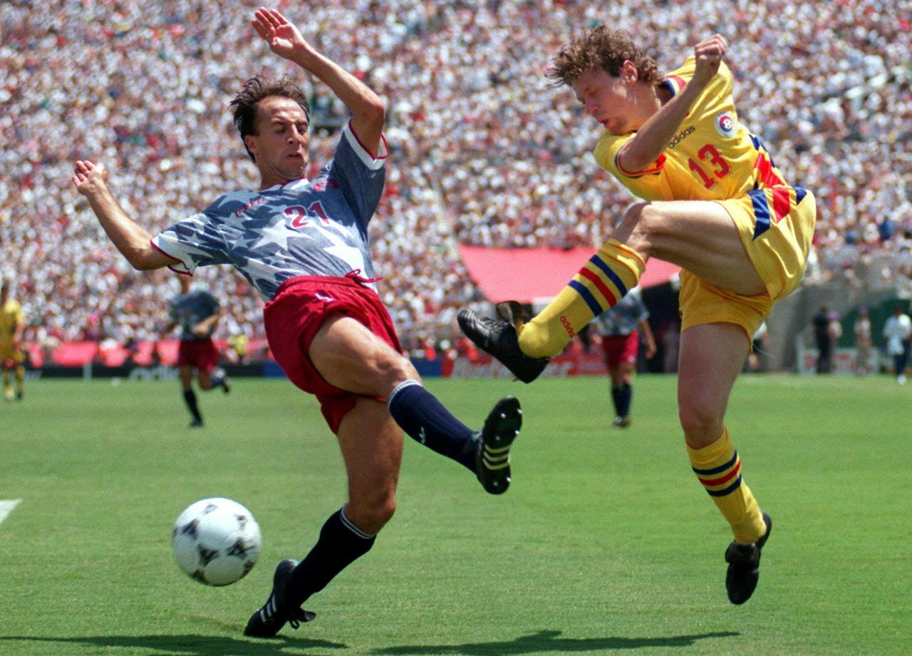 Fernando Clavijo moved from his hometown in Uruguay to the United States in 1979.  He played in the 1994 World Cup and won 61 caps over his career.