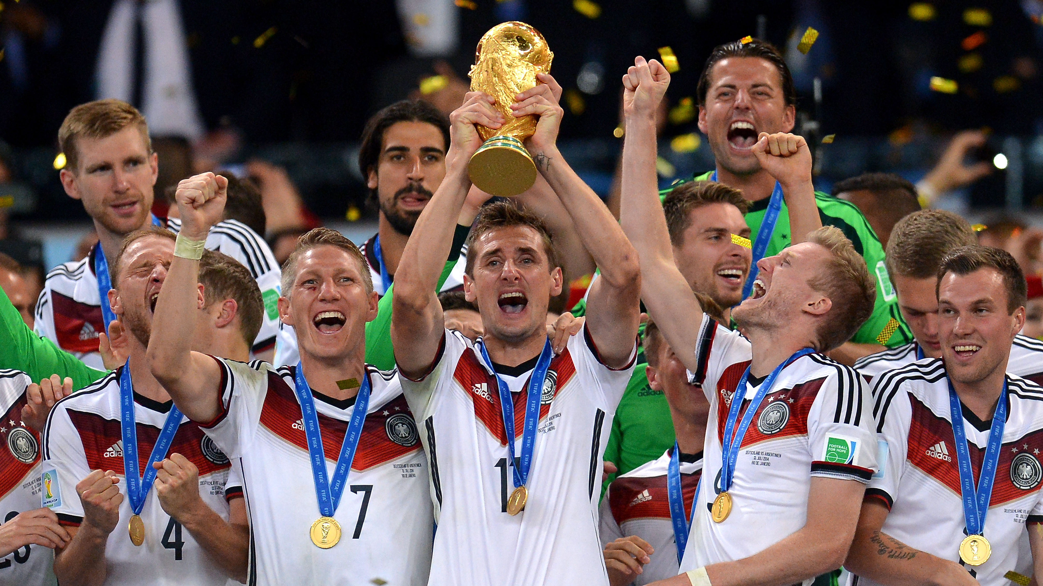 High ratings give FIFA lots to celebrate.