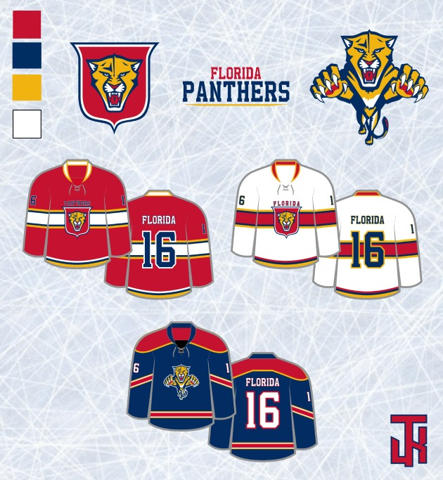 NHL team uniforms redesigned  17c019c997f
