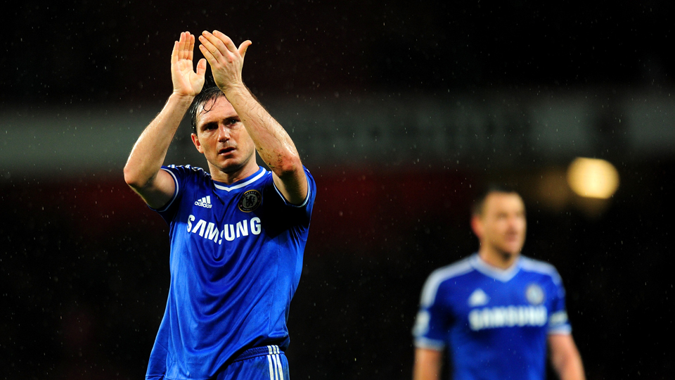 Frank Lampard is leaving Chelsea after 13 seasons with the Blues.