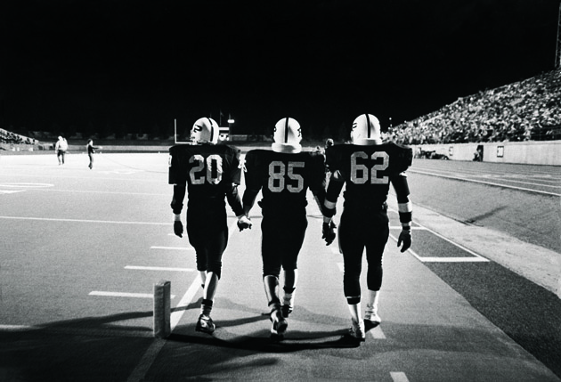 friday night lights by hg bissinger essay Friday night lights essays friday night lights is the story of a town, a team, a dream, and the documentation of the 1988 season of the permian high school football.