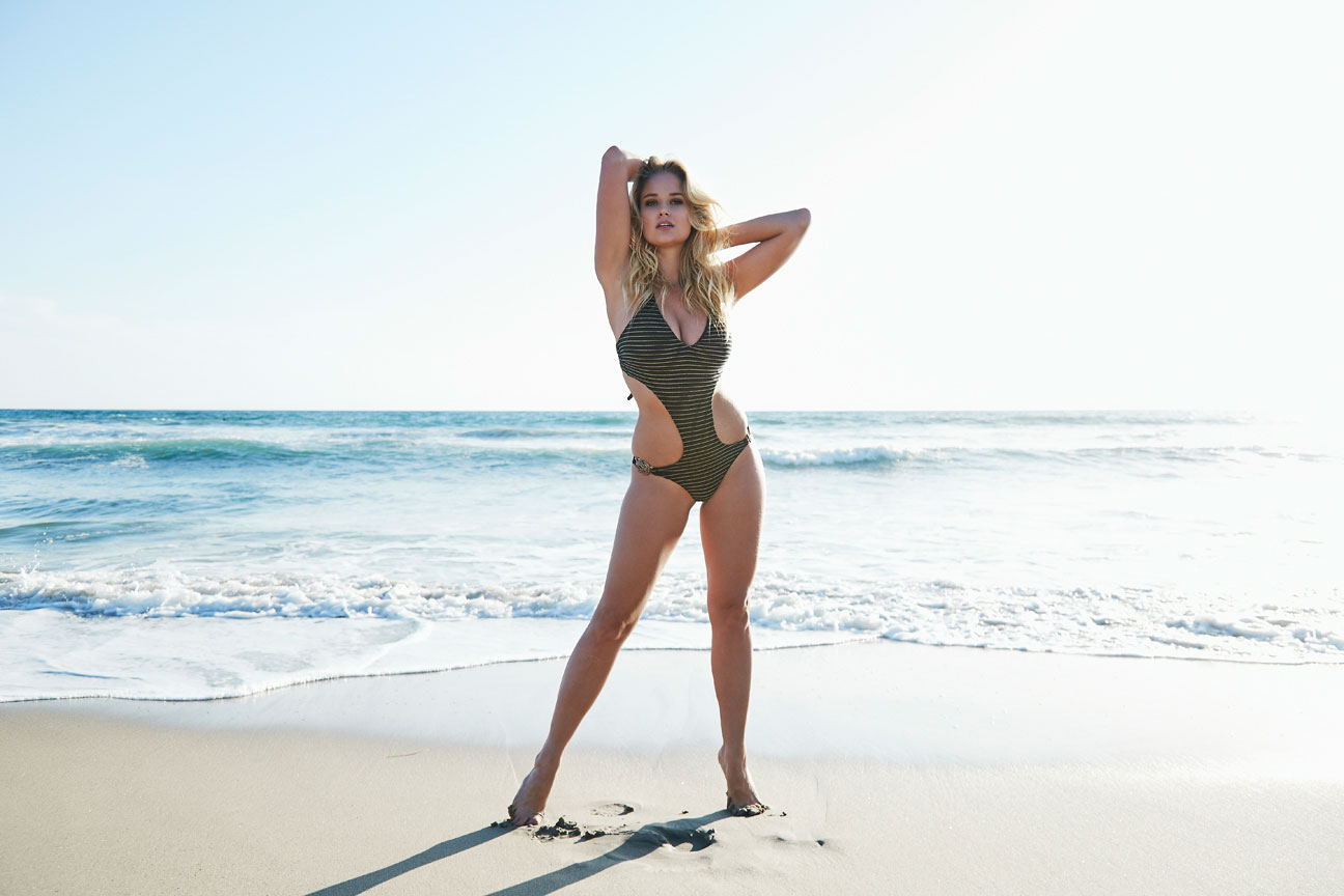 Genevieve Morton in Santa Monica