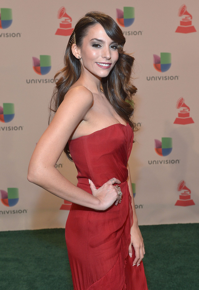 Genesis Rodriguez :: Getty Images