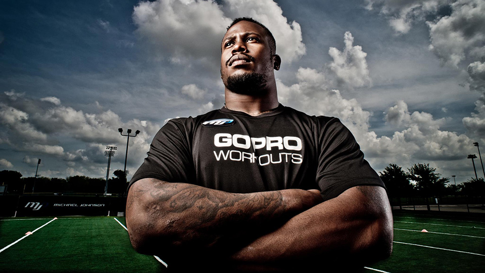 Denver Broncos linebacker Von Miller