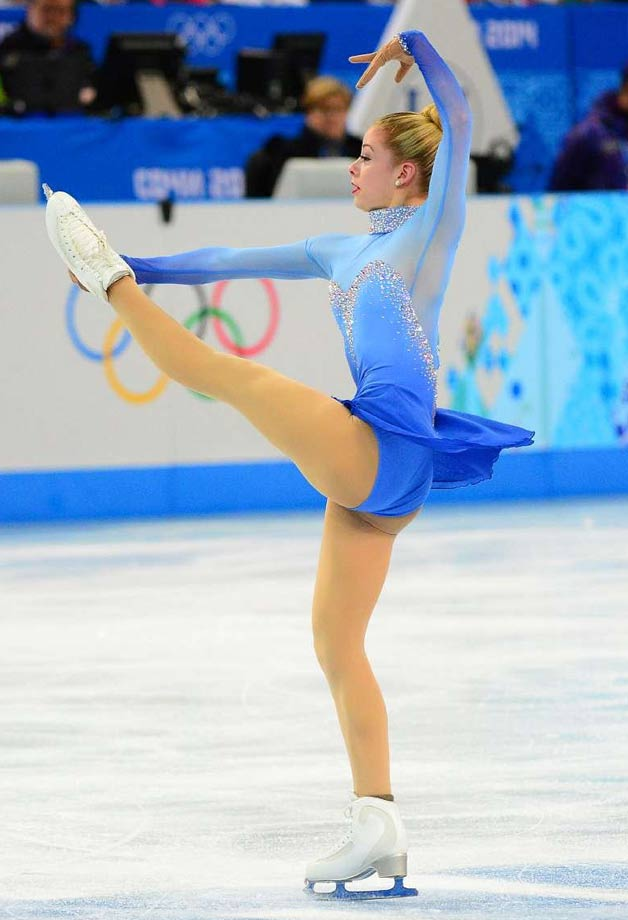 Gracie Gold was the highest-finishing American woman, landing in fourth place while Ashley Wagner took seventh and 15-year-old Polina Edmunds ninth.