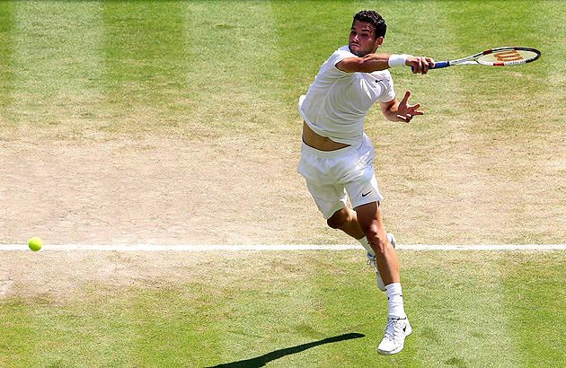 Grigor Dimitrov finally seized his moment, defeating Andy Murray and reaching the Wimbledon semifinals.