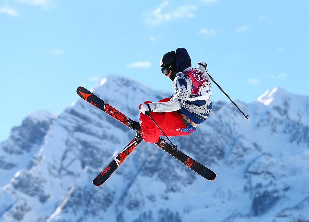 Silver: Men's Slopestyle