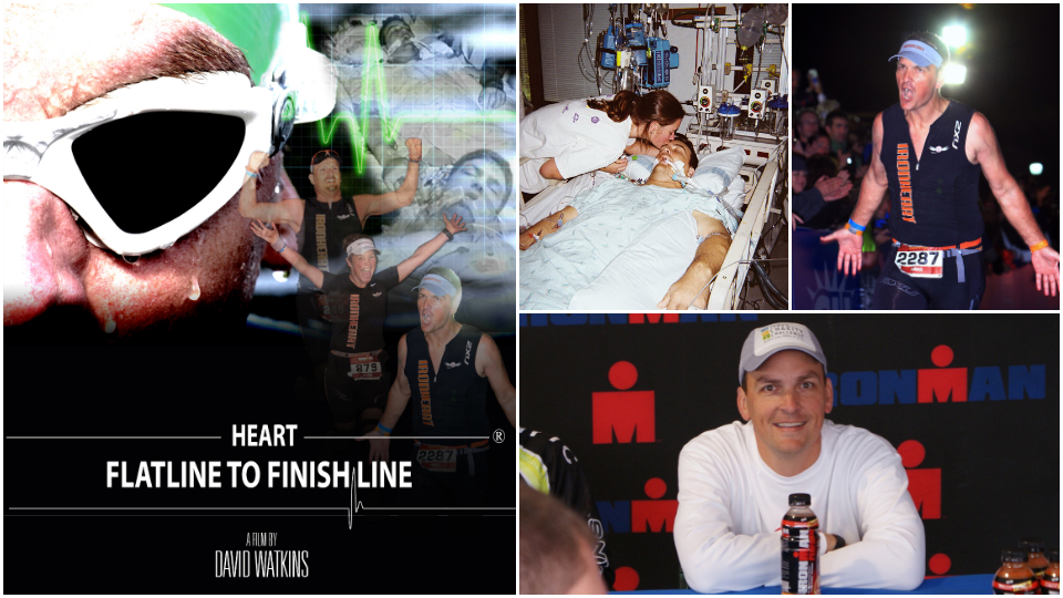 The forthcoming documentary, HEART: Flatline to Finish Line, explores the quandary facing endurance athletes with hearts that have betrayed them.