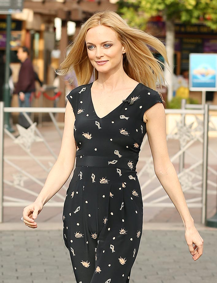 Heather Graham :: Getty Images