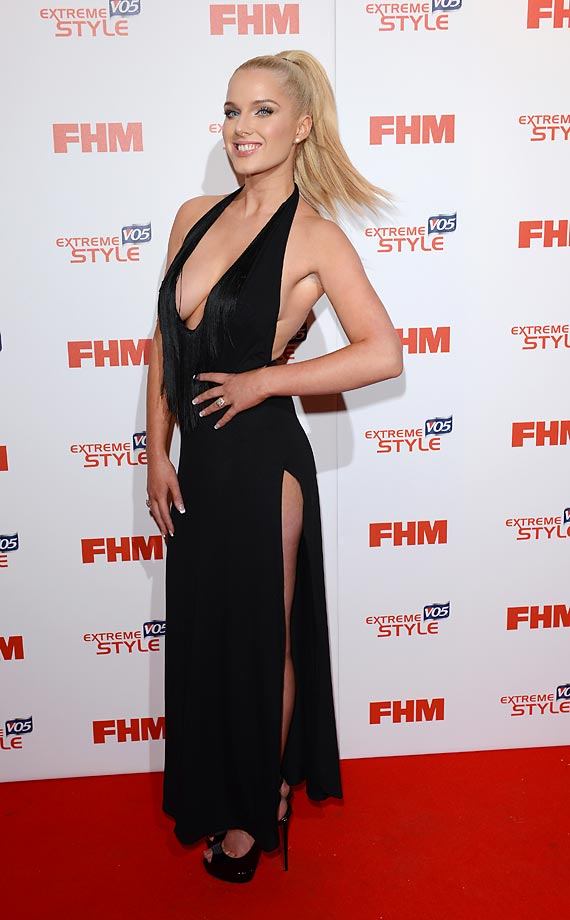 Helen Flanagan :: Getty Images