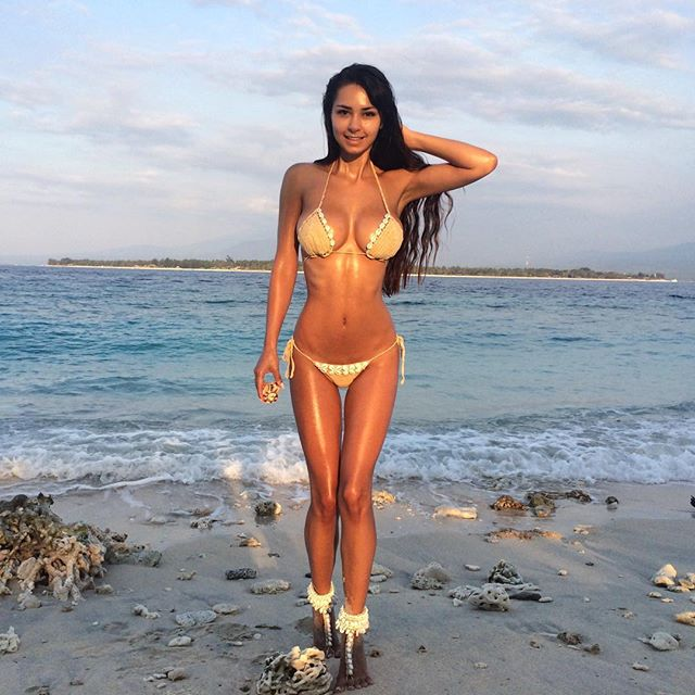 Helga Lovekaty :: @helga_model/Instagram