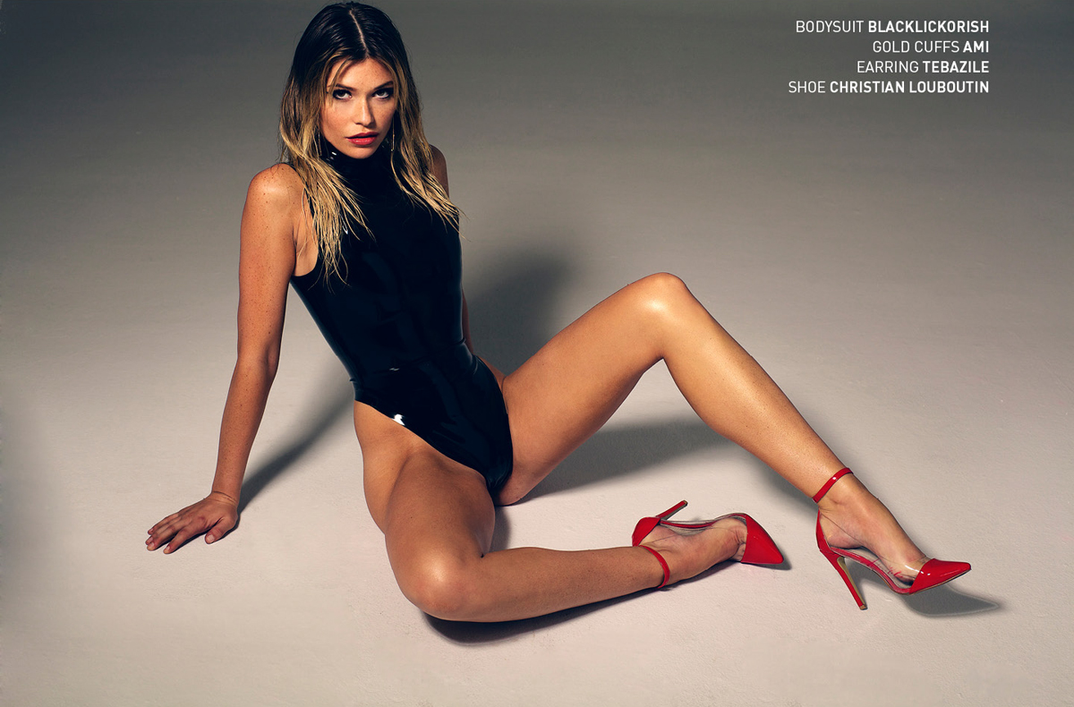 Samantha Hoopes for Bello Magazine, August 2014