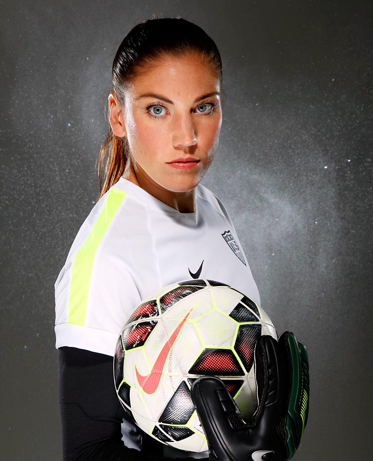 Hope Solo images