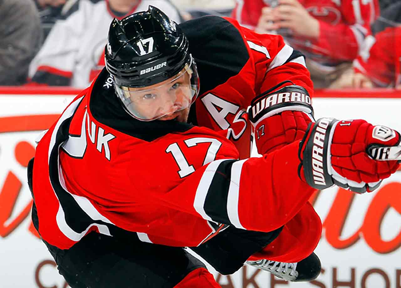 "Want to talk about mystifying? How about walking away from $77 million? That's what Kovalchuk did when he abruptly left the Devils in July 2013 to return to his native Russia. While playing in the NHL , the one-time Atlanta Thrasher was an offensive force, totaling 50 goals twice and racking up 816 points in 816 games. But he was frequently impulsive with the puck and stingy with his physicality, and he failed to live up to the expectations the Devils had for him when they signed him to an enormous 15-year, $100 million contract in 2010. Wanting to return with his family to the comforts of his homeland may have been what drove him to suddenly ""retire"" and leave New Jersey in July 2013, but it's hard to believe that the pressure of living up his lucrative deal didn't at least play a small part in his decision. He later signed with the KHL's SKA St. Petersburg club for four years worth a reported $15 million per."