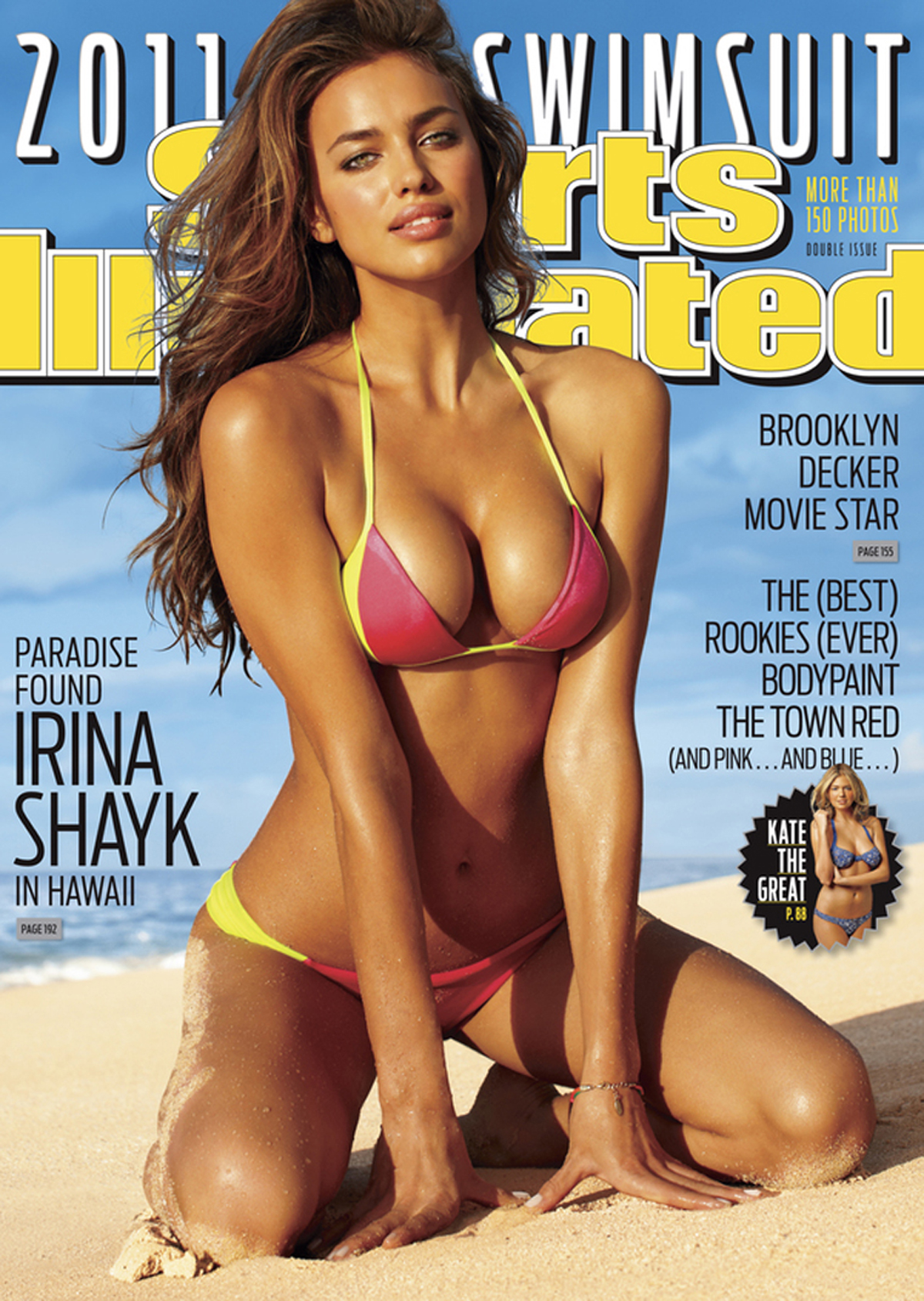 SI Swimsuit, Winter 2011